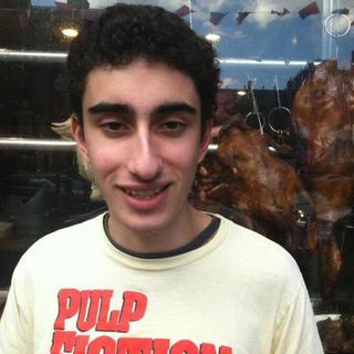 Profilbild von Zachary George Najarian-Najafi