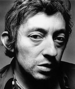 Foto von Serge Gainsbourg