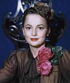 Photo of Olivia de Havilland