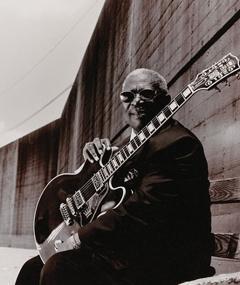 Photo of B.B. King