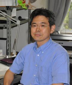 Photo of Atsushi Okui