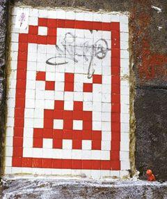 Photo of Space Invader