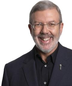 Photo of Leonard Maltin