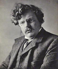 Photo of G.K. Chesterton