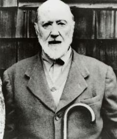 Photo of Charles Ives