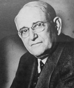 Photo of Lloyd C. Douglas
