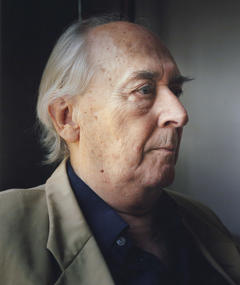 Photo of J.G. Ballard