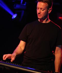 Photo of Nigel Humberstone