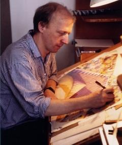 Photo of John Leatherbarrow