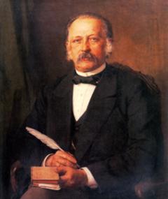 Photo of Theodor Fontane