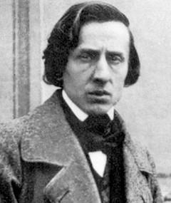 Poza lui Frédéric Chopin