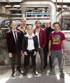 Photo of Magnus Börjeson & Six Drummers