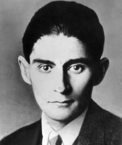 Photo of Franz Kafka