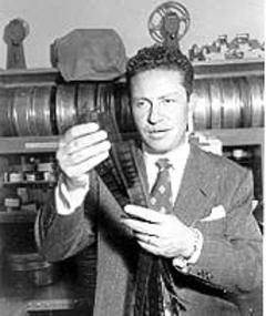 Photo of Benito Alazraki