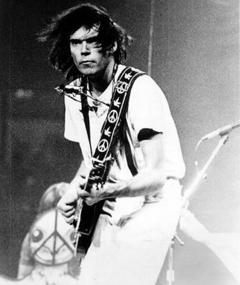 Foto von Neil Young