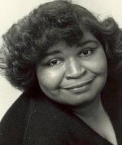 Photo of Annie Joe Edwards