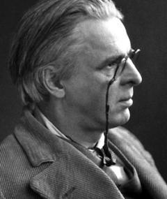 Foto William Butler Yeats