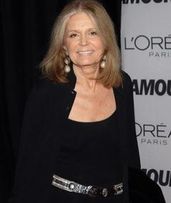 Photo of Gloria Steinem