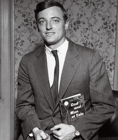 Foto di William F. Buckley