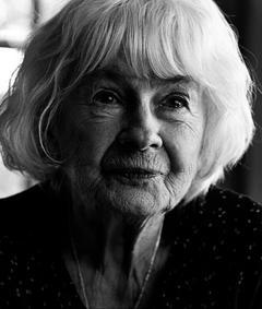 Photo of Danuta Szaflarska