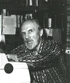 Photo of Ovid Demaris