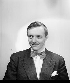 Photo of Jan-Olof Strandberg