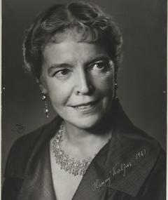 Photo of Henny Valjus