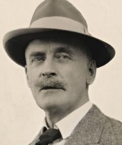 Photo of Knut Hamsun