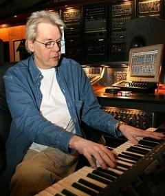 Photo of Klaus Schulze