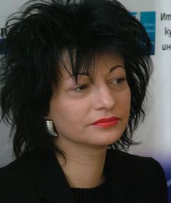 Photo of Eva Rohrman