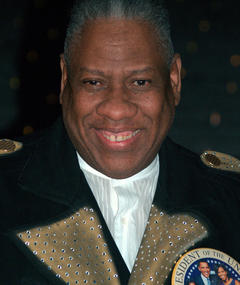 Photo of André Leon Talley