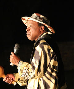 Photo of Stephen Rwangyezi