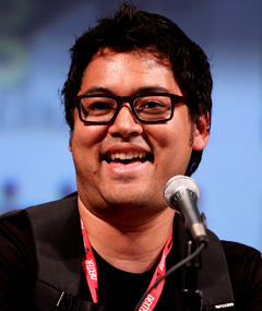 Photo of Bryan Lee O'Malley