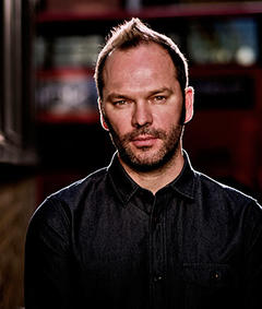 Photo of Nigel Godrich