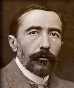 Photo of Joseph Conrad