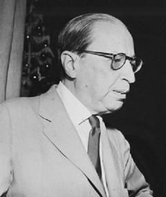 Photo of Manuel Bandeira