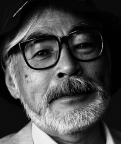 Photo of Hayao Miyazaki