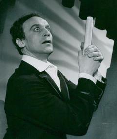 Photo of Hans Strååt