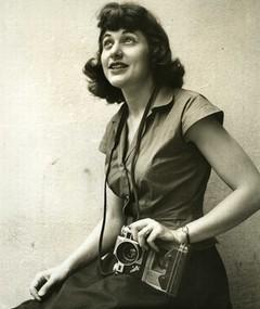 Photo of Ruth Orkin