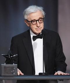 Poza lui Woody Allen