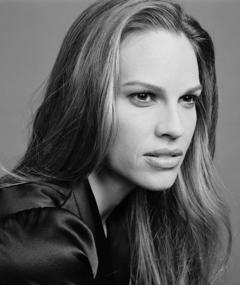 Photo of Hilary Swank