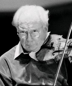 Photo of Isaac Stern
