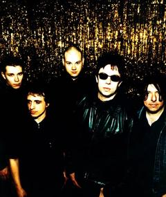 Foto van Echo & the Bunnymen