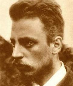 Photo of Rainer Maria Rilke