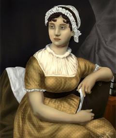 Photo of Jane Austen