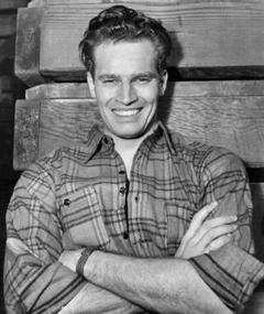 Foto van Charlton Heston