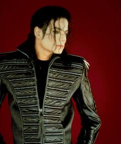 Photo of Michael Jackson