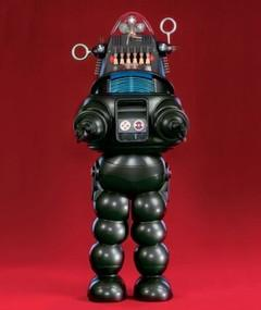 Photo of Robby the Robot