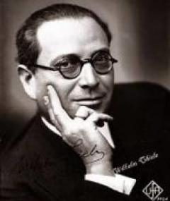 Wilhelm Thiele adlı kişinin fotoğrafı