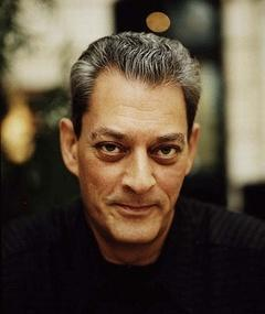 Photo of Paul Auster